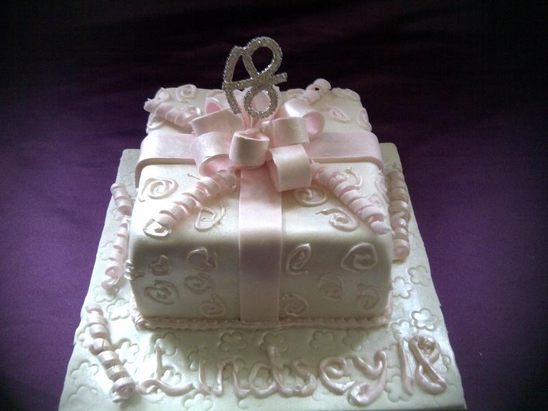 Outstanding 18Th Birthday Present Cake Funny Birthday Cards Online Chimdamsfinfo